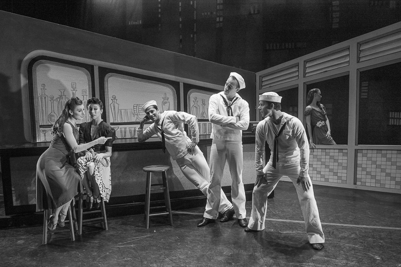 Photo: Georgina Pazcoguin in Broadway's On the Town