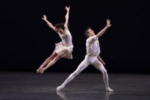 click to view photos of New York City Ballet